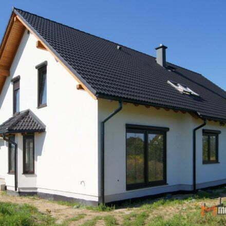 Dom Szkieletowy – Bolesławiec, Polska